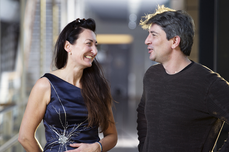 Nobel Laureate May-Britt Moser Fashion DesignerMatthew Hubble